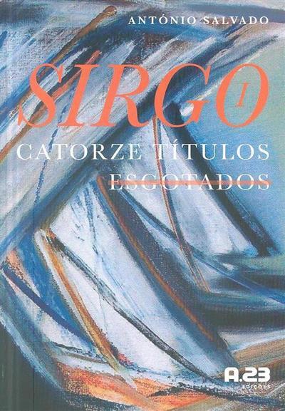 SIRGO I (António Salvado)