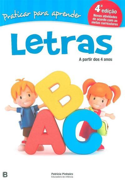 Letras (Patrícia Pinheiro)