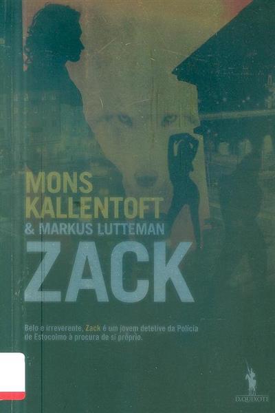 Zack (Mons Kallentoft, Markus Lutteman)
