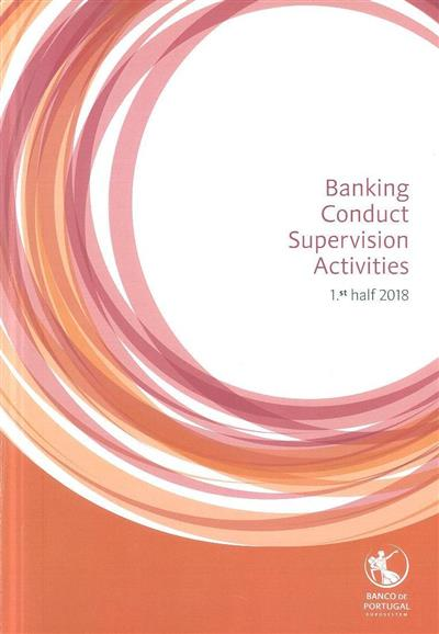 Banking conduct supervision activities