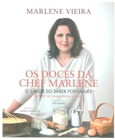 Os doces da chef Marlene (Marlene Vieira)