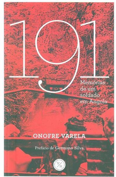 191, memórias de um soldado em Angola (Onofre Varela)