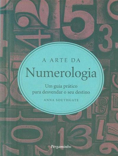 A arte da numerologia (Anna Southgate)