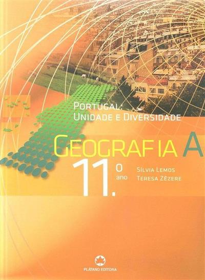 Portugal unidade e diversidade (Sílvia Lemos, Teresa Zêzere)