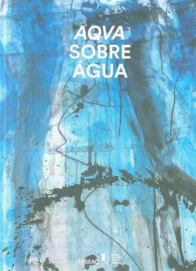 Aqva sobre água (des. Lourdes Fisa)