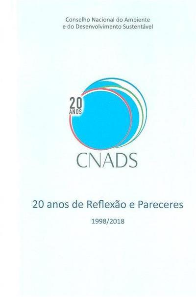 Conselho Nacional do Ambiente e do Desenvolvimento Sustentável (Filipe Duarte Santos)