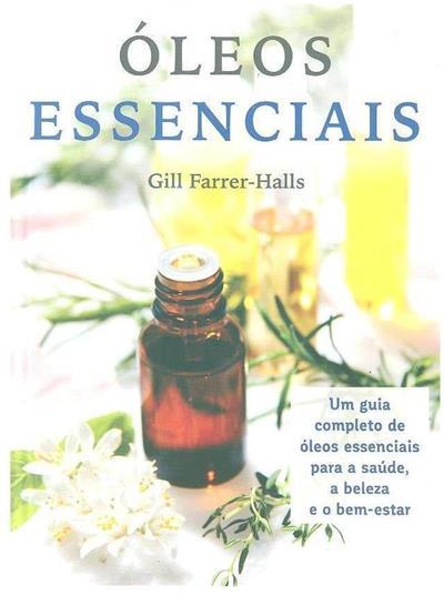 Óleos essenciais (Gill Farrer-Halls)