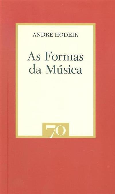 As formas da música (André Hodeir)