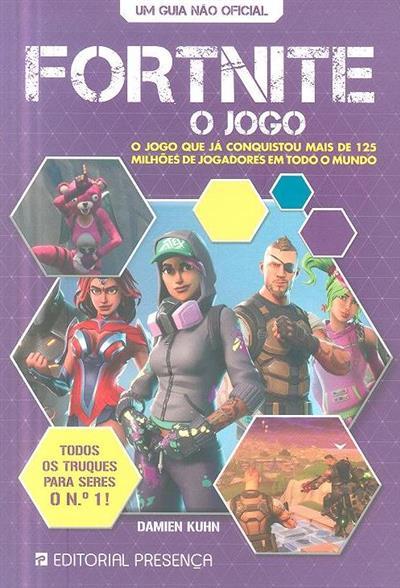 Fortnite, o jogo (Damien Kuhn)