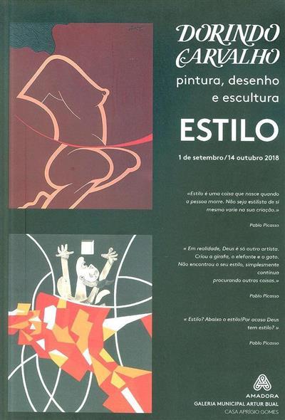 Estilo (org. Câmara Municipal da Amadora)