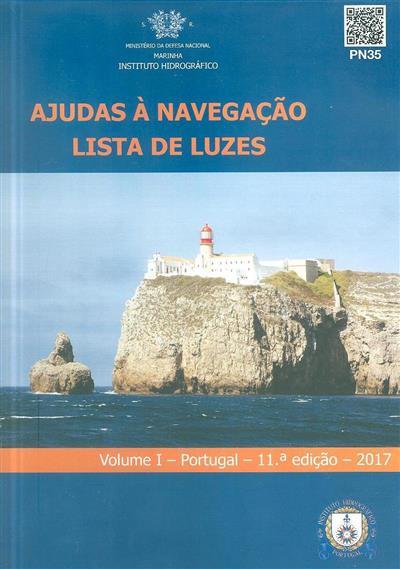 Ajudas à navegação (Instituto Hidrográfico)