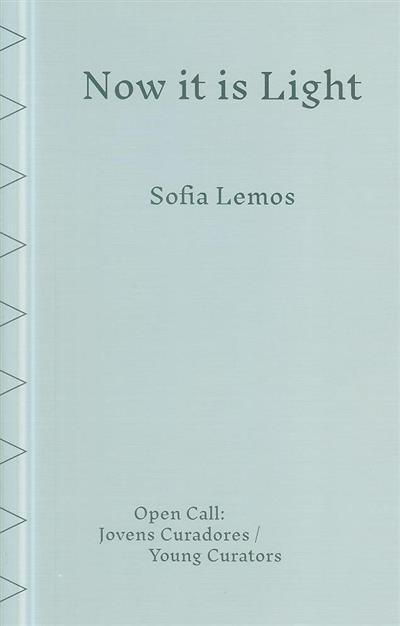 Now it is light (curadora Sofia Lemos)