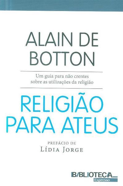 Religião para ateus (Alain de Botton)