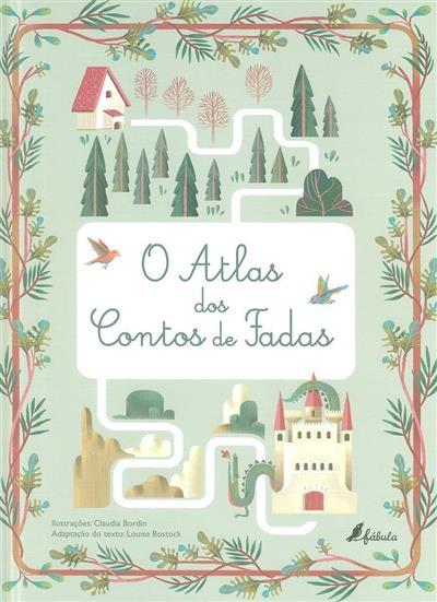 O atlas dos contos de fadas (adapt. Louise Bostock)