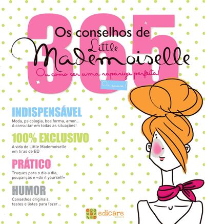 Os 365 conselhos de Little Mademoiselle (texto Jean-François Patarin)