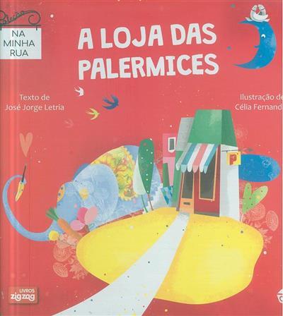 A loja das palermices (José Jorge Letria)