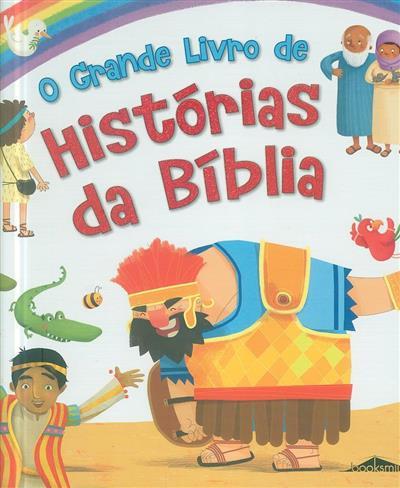 O grande livro de histórias da Bíblia