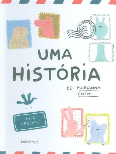 Uma história (texto e il. Mariana Coppo)