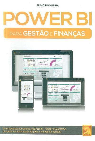 Power BI para gestão e finanças (Nuno Nogueira)