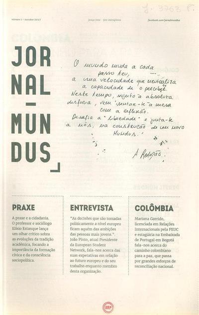 Jornal mundus (propr. Nerife)