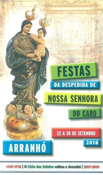 Festas da despedida de Nossa Senhora do Cabo, Arranhó
