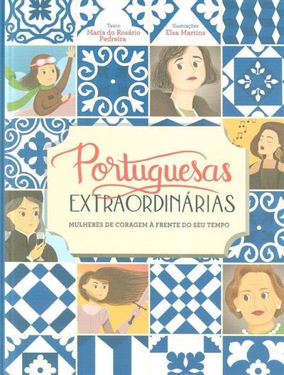 Portuguesas extraordinárias (Maria do Rosário Pedreira)