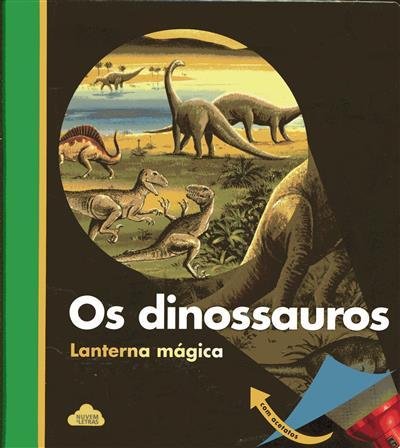 Os dinossauros (Claude Delafosse, Gallimard Jeunesse)