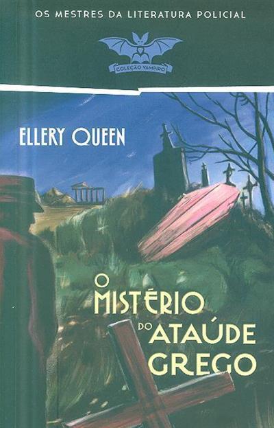 O mistério do ataúde grego (Ellery Queen)
