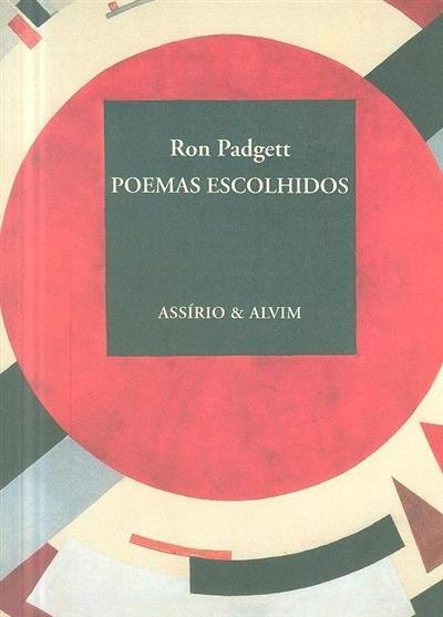 Poemas escolhidos (Ron Padgett)