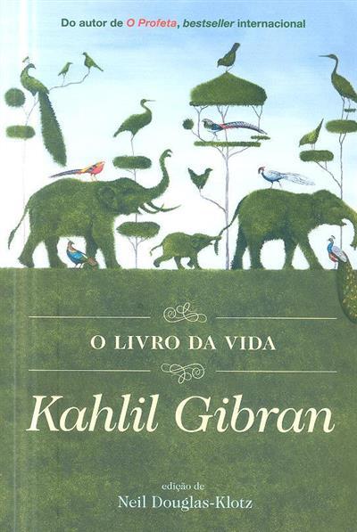 O livro da vida (Kahlil Gibran)