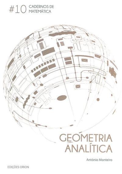 Geometria analítica (António Monteiro)