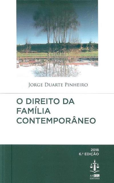 O direito da família contemporâneo (Jorge Duarte Pinheiro)