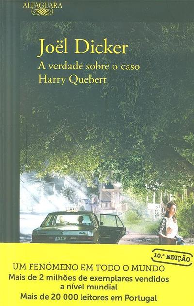 A verdade sobre o caso Harry Quebert