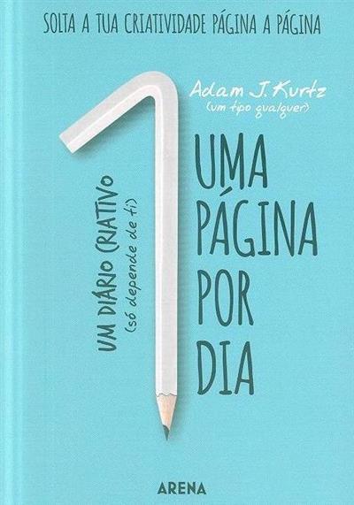 Uma página por dia (Adam J. Kurtz)