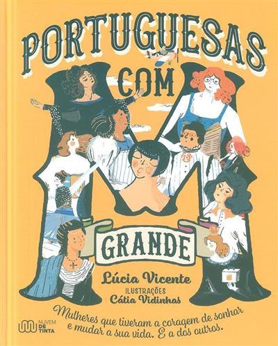 Portuguesas com M grande (Lúcia Vicente)