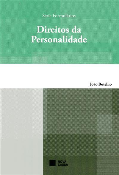 Direitos da personalidade (João Botelho)