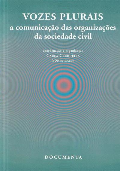 Vozes plurais (Ana Jorge... [et al.])