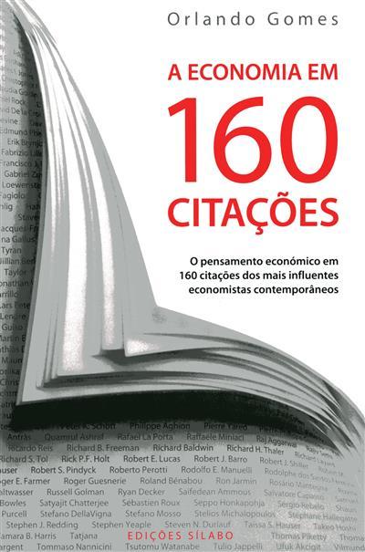 A economia em 160 citações (Orlando Gomes)