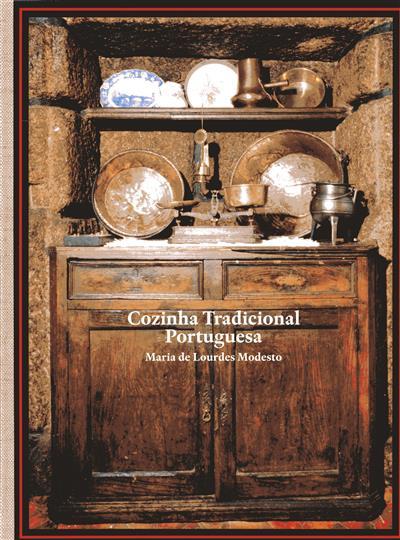Cozinha tradicional portuguesa (Maria de Lourdes Modesto)