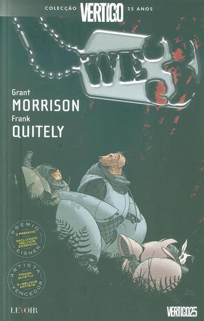 WE3 (Grant Morrison, Frank Quitely)