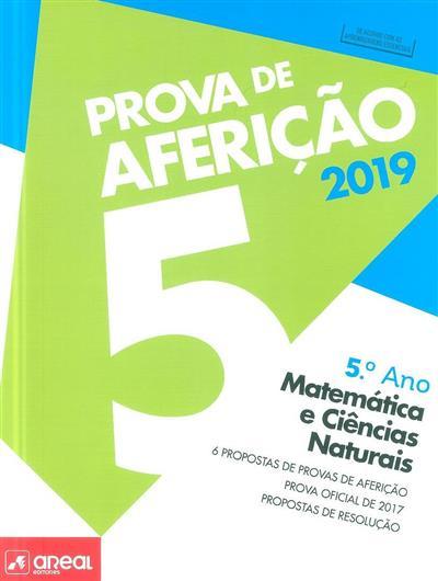 Prova de aferição 2019 (Raquel Andrés Figueiredo, Paula Igrejas)