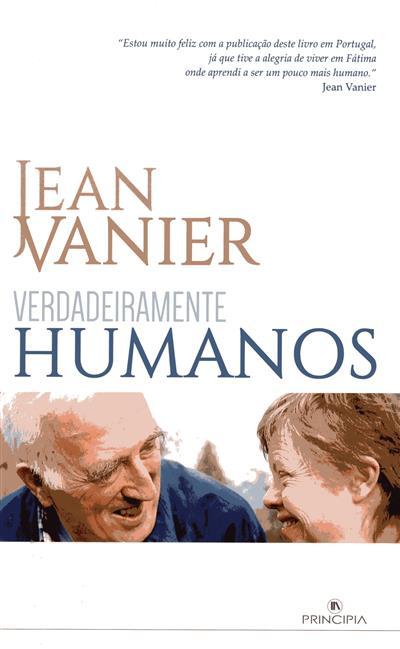 Verdadeiramente humanos (Jean Vanier)