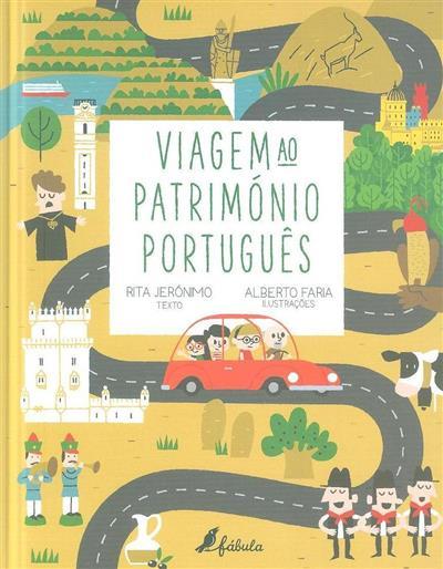 Viagem ao património português (Rita Jerónimo)