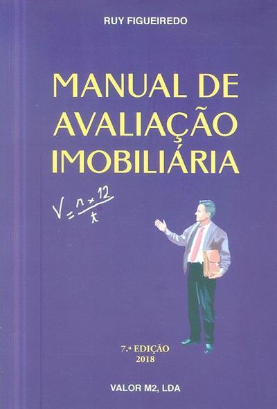Manual de avaliação imobiliária (Rui Figueiredo)