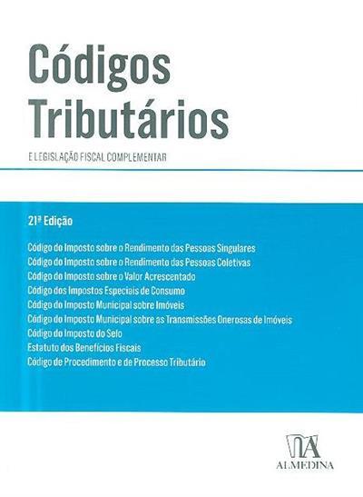 Códigos tributários e legislação fiscal complementar