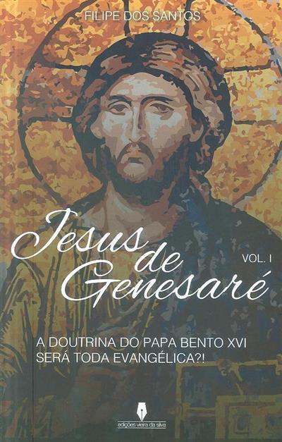 Jesus de Genesaré (Filipe dos Santos)