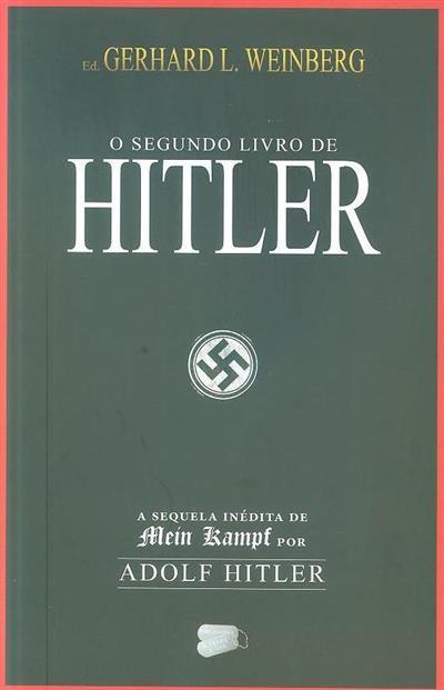 O segundo livro de Hitler (Adolf Hitler)