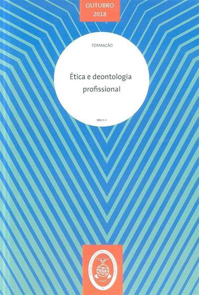 Ética e deontologia profissional (Marco Vieira Nunes)