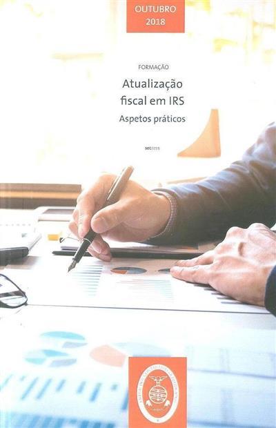 Atualização fiscal em IRS (Luís Esteves)
