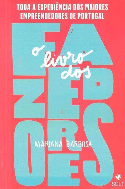 O livro dos fazedores (Mariana Barbosa)